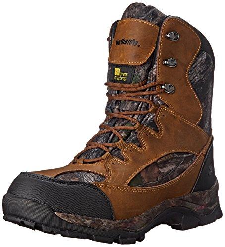 Northside Men's Renegade 800 Hunting Boot, Tan Camo, 12 M US