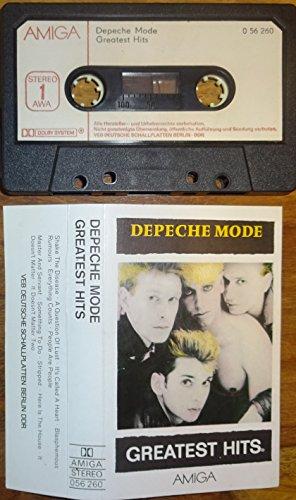 Depeche Mode - Greatest Hits - AMIGA - 8 56 260