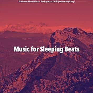 Shakuhachi and Harp - Background for Rejuvenating Sleep
