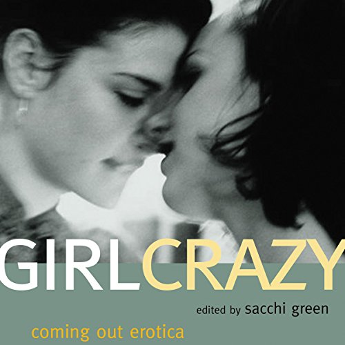 Girl Crazy audiobook cover art