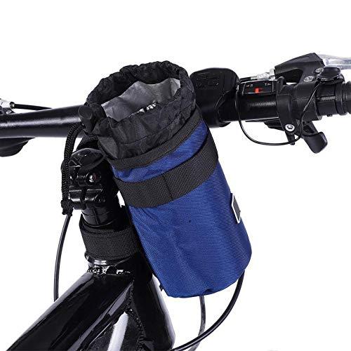 Hohe Qualität Satteltasche fahrrad, fahrrad flasche tasche fahrrad lenkbar vordere rohrbeutel radfahren fahrrad kessel isoliert tasche fahrrad wasser flasche tasche bike zubehör Grosse Kapazität