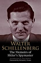 Best walter schellenberg memoirs Reviews