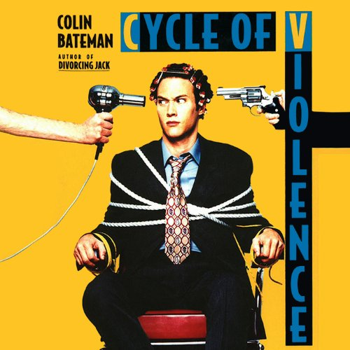 Cycle of Violence audiobook cover art
