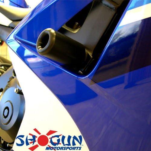 Shogun Motorsports Ranking TOP14 Frame Slider Financial sales sale '07 GSX-R1000 BLK