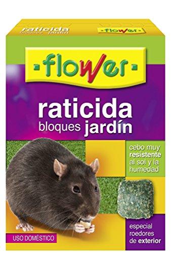 Flower 20512 20512-Raticida, No Aplica, 10.3x3.7x14.5 cm