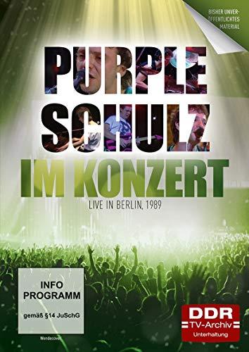Purple Schulz - Im Konzert