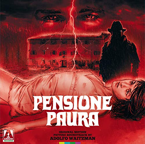 Pensione Paura (Original Motion Picture Soundtrack) [Vinilo]