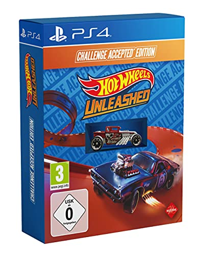 Hot Wheels Unleashed - Challenge Accepted Edition (Playstation 4)