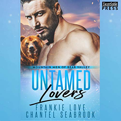 Untamed Lovers Audiobook By Frankie Love, Chantel Seabrook cover art