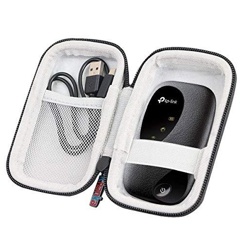 Khanka Hart Tasche Für TP-LINK M7200/ Huawei E5577/ E5573 / E5330/ Cudy MF4 3G Mobile WiFi LTE Hotspot WI-Fi-Gerät Breitband Router.