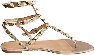 Best nude rockstud sandals Reviews