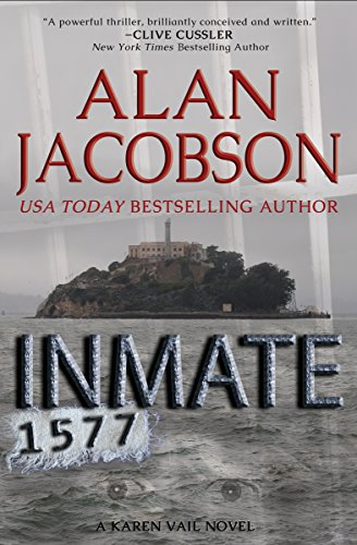 Inmate 1577 by Alan Jacobson ebook deal