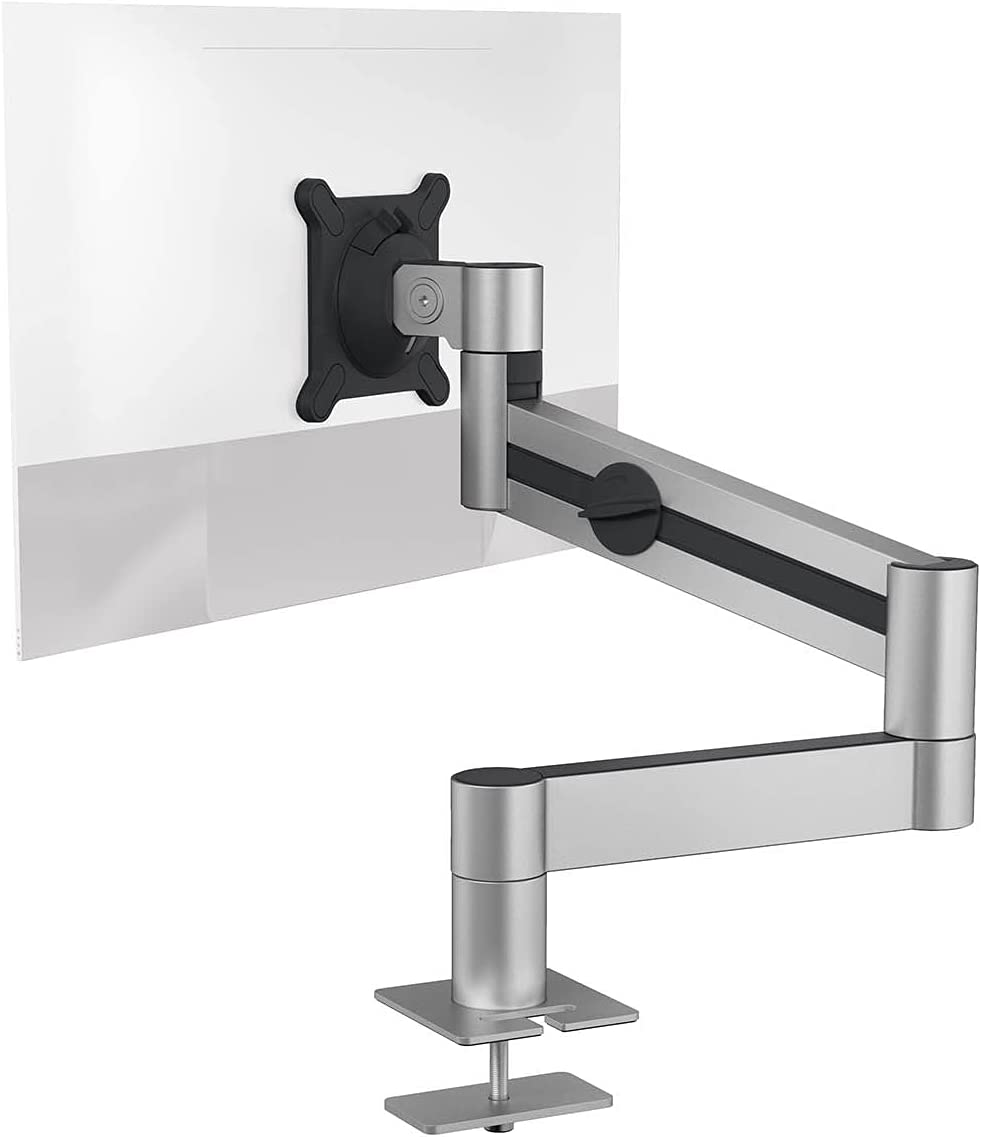 DURABLE Monitor Excellent Desk Mount with Flexible Arm Rotatio Regular dealer 360 Degree