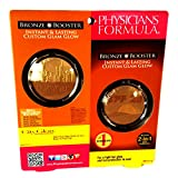Physician Formula Dual Package City Glow Daily Defense Bronzer for a light Tan Glow