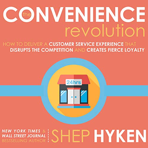 The Convenience Revolution audiobook cover art