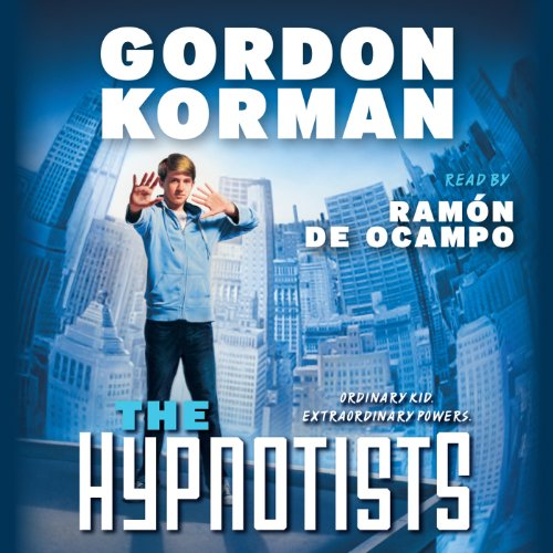 The Hypnotists, Book 1 audiobook cover art