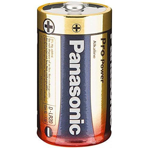 Panasonic 43959 Alkali-Mangan Batterie, 1,5 V