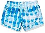 Hugo Boss BOSS Men's Swim Trunks, Sky Blue Tye dye, L