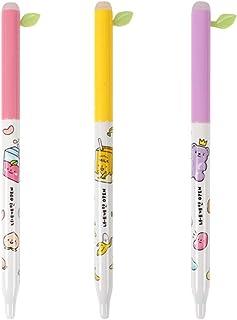 قلم قابل للمسح من لوازم المدرسة والأدوات المكتبية من متجر Convenience Stoing: مجموعة من 3