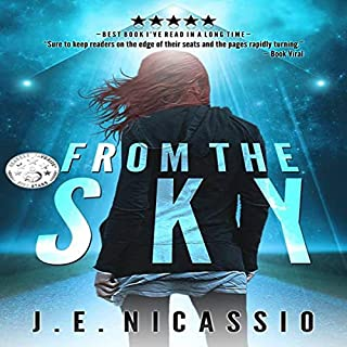 From the Sky audiobook cover art