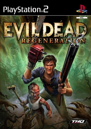 Evil Dead Regeneration (PS2) by THQ