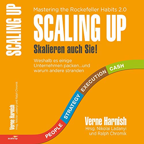 Scaling Up Skalieren auch Sie! Audiobook By Verne Harnish cover art