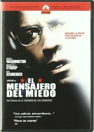 El mensajero del miedo (Paramount) [DVD]