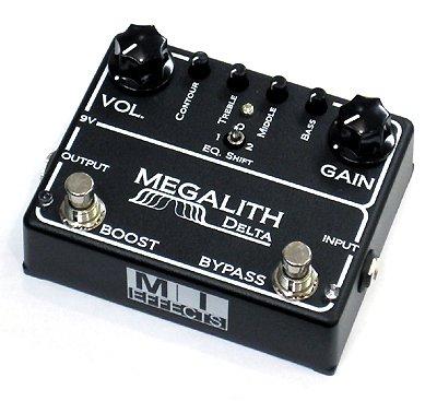 MI AUDIO ディストーション MEGALITH DELTA V2