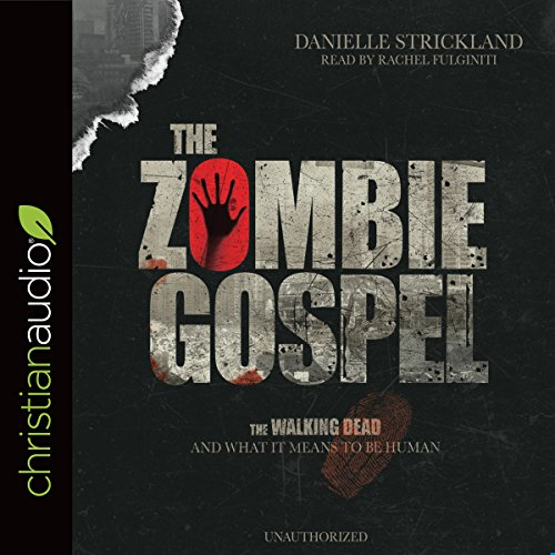 The Zombie Gospel cover art