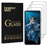 [3 pack] vguard pellicola vetro temperato per huawei nova 5t / honor 20 / honor 20 pro , pellicola protettiva protezione per schermo per huawei nova 5t / honor 20 / honor 20 pro