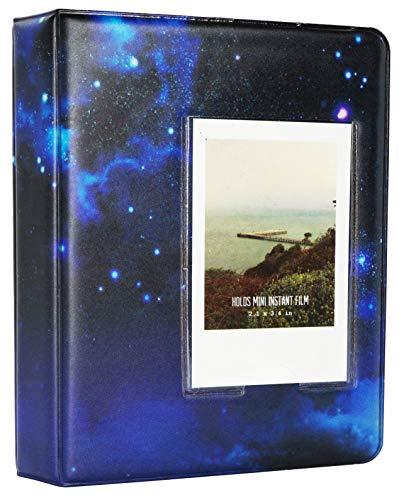 Yosuny Album per Fujifilm macchina fotografica Mini 7s 8 8+ 9 25 50s 70 90, Polaroid Snap ,PIC-300, Kodak Mini,3 pollici Album fotografico