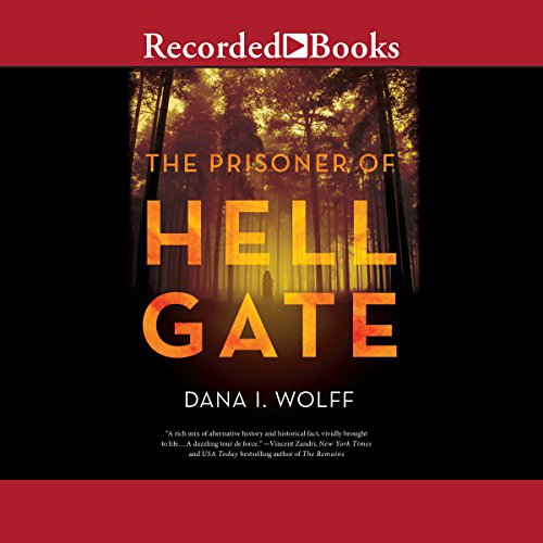 The Prisoner of Hell Gate audiobook cover art