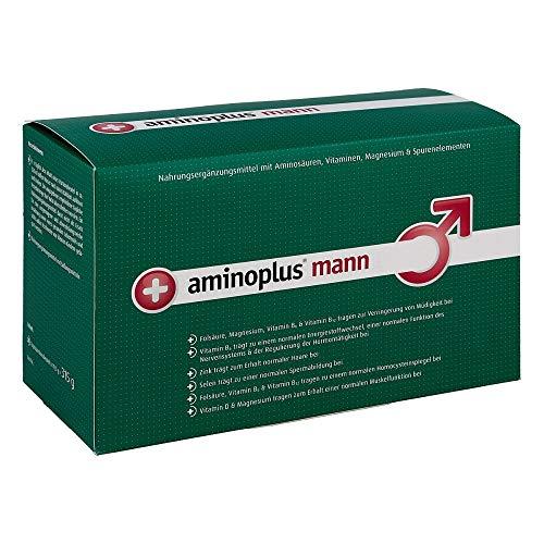 Preisvergleich Produktbild AMINOPLUS mann Pulver 30 St