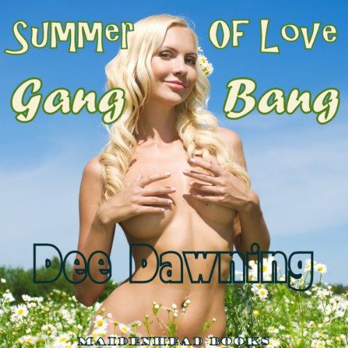 Summer of Love Gang Bang audiobook cover art