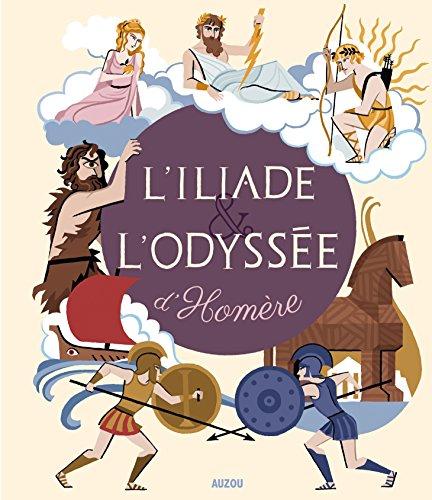 L'iliade et l'odyssee d'homere (coll. recueil universel)