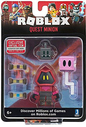 Roblox ROB0201 Figur Einzelfigur-Serie #6-Quest Minion