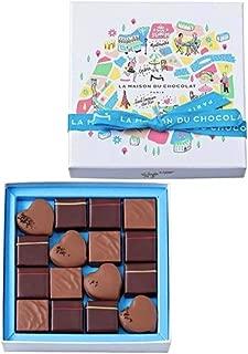 メゾンデュショコラ LA MAISON DU CHOCOLAT ヴェルティージュショコラ 16粒入り メゾンデュショコラ チョコレート バレンタイン バレンタインデー ホワイトデー 贈答 ギフト