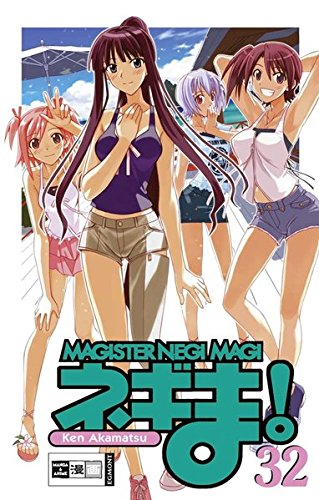 Negima! Magister Negi Magi 32