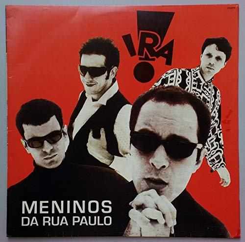 Ira - Lp Meninos Da Rua Paulo - 1991