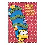 Weihnachtskarte von Hallmark für die Mutter - Gr�