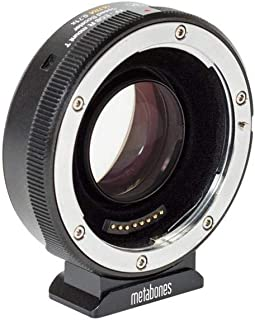 Metabones Canon Full-Frame EF-Mount Lens to Canon RF-Mount Camera T Speed Booster Ultra 0.71x Adapter