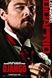 Poster Django Unchained Movie 70 X 45 cm