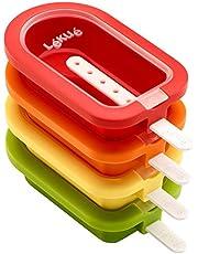 Lékué - ijsvorm, stapelbaar, Mini, 10,5 cm, 4-delig