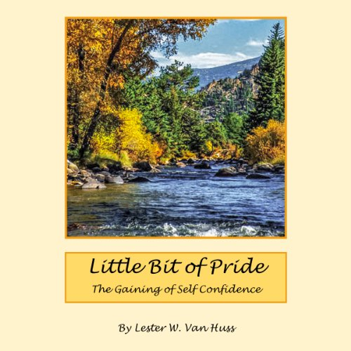 Little Bit of Pride audiobook cover art