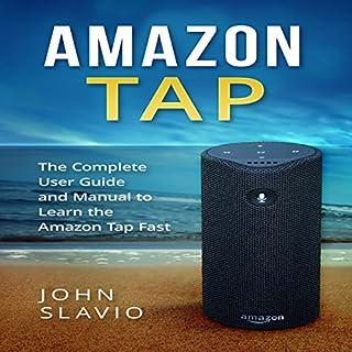 Amazon Tap audiobook cover art