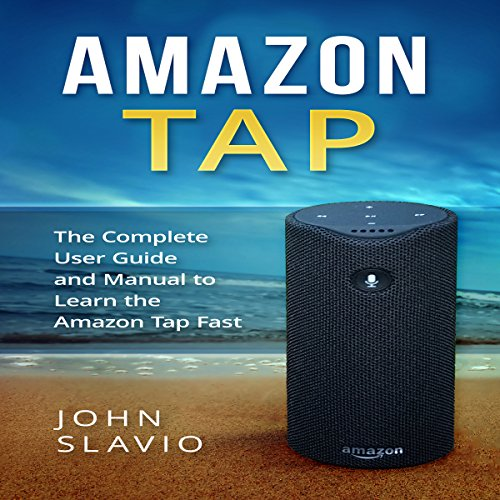 Amazon Tap audiobook cover art