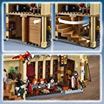 Lego Harry Potter - La Sala Grande di Hogwarts