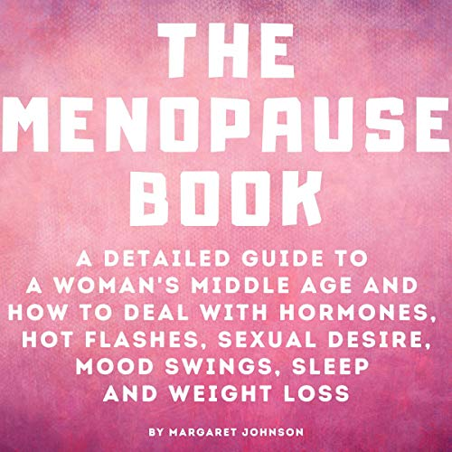 The Menopause Book cover art