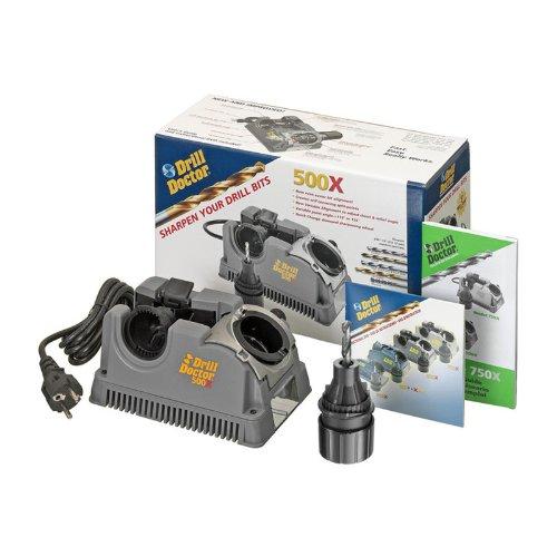 Drill Doctor 3128222 500X - Afiladora de brocas