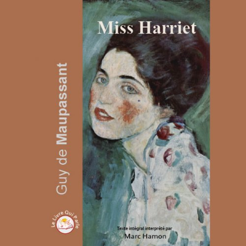 Couverture de Miss Harriet